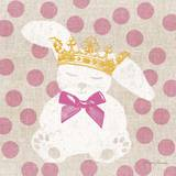 Bunny Princess Art by Morgan Yamada
