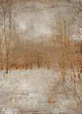 Rustic Poplars Posters by Matina Theodosiou