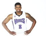 Sacramento Kings Media Day Photographic Print by Rocky Widner
