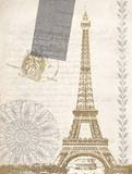 The Details of Eiffel Prints by Morgan Yamada