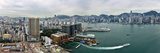 Victoria Harbour, Hong Kong, 2012 Photographic Print by Joe Chen Photography