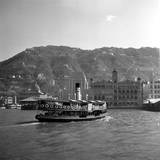 Hong Kong Ferry Photographic Print by Haywood Magee