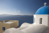 Santorini Greece Photographic Print by Neil Emmerson