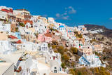 Oia Rooftops, Santorini, Greece Photographic Print by Chris Hepburn