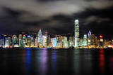 Hong Kong Photographic Print by Oleg Korshakov