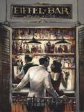 Eiffel Bar Poster by Brent Heighton