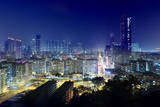 Sham Shui Po, Hong Kong Photographic Print by William C. Y. Chu