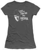 Juniors: Ferris Bueller's Day Off - My Hero T-Shirt