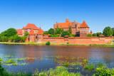 Malbork Castle in Summer Scenery, Poland Photographic Print by Patryk Kosmider