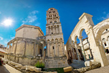Unesco World Heritage Site in Split Photographic Print by  xbrchx