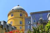 Pena National Palace, Sintra, Portugal Fotografisk trykk av  jiawangkun