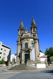 Church at Guimaraes, Portugal Fotografisk trykk av  jiawangkun