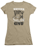 Juniors: Garfield - Never Trust T-Shirt