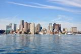 Boston Harbor Skyline, USA Fotografisk trykk av  jiawangkun