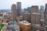 Boston Financial District Skyline, USA Fotografisk trykk av  jiawangkun