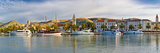 Trogir Unesco World Heritage Site Panoramic Prints by  xbrchx