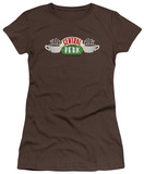 Juniors: Friends - Central Perk Logo T-Shirt