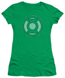 Juniors: Green Lantern - Hand Me Down T-shirts