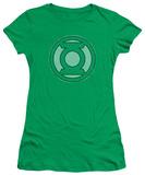 Juniors: Green Lantern - Hand Me Down T-shirts