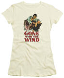 Juniors: Gone With The Wind - My Hero T-shirts
