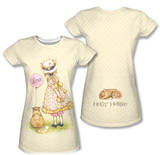 Juniors: Holly Hobbie - Love (Front/Back Print) Vêtement