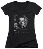 Juniors: James Dean - Dream Live V-Neck T-Shirt