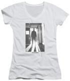 Juniors: Halloween II - Monster V-Neck T-Shirts
