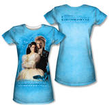 Juniors: Labyrinth - A Dream (Front/Back Print) Shirts