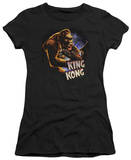 Juniors: King Kong - Kong And Ann T-shirts