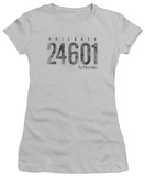 Juniors: Les Miserables - Prisoner T-Shirt