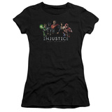 Juniors: Injustice: Gods Among Us - Injustice League T-Shirt