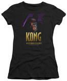 Juniors: King Kong - Skyline T-Shirt