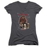 Juniors: Labyrinth - Should You Need Us V-Neck Womens V-Necks
