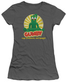 Juniors: Gumby - Optimist Shirts