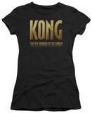 Juniors: King Kong - Logo Shirt