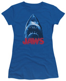 Juniors: Jaws - From Below Shirt