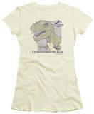 Juniors: Jurassic Park - Retro Rex Koszulki