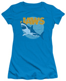 Juniors: Jaws - Day Glow T-shirts
