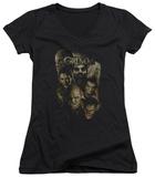 Juniors: Grimm - Wesen V-Neck Shirts