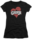 Juniors: Grease - Heart T-shirts