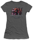 Juniors: Injustice: Gods Among Us - Bad Girls T-shirts