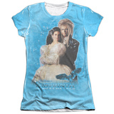 Juniors: Labyrinth - A Dream T-shirts