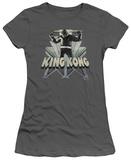 Juniors: King Kong - 8th Wonder T-Shirt