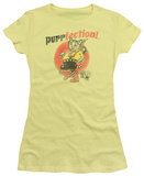 Juniors: Puss N Boots - Purrfection Shirt