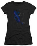Juniors: Star Trek - Spock Constellations T-shirts