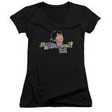 Juniors: Punky Brewster - Holy Mac A Noli V-Neck T-shirts