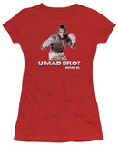 Juniors: Rocky - U Mad Bro Shirts