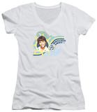 Juniors: Love Boat - Romance Ahoy V-Neck T-Shirt