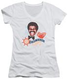Juniors: Love Boat - Shake Em Up V-Neck Shirts