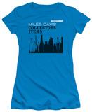 Juniors: Miles Davis - Collector's Items T-Shirt